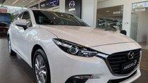 Bán Mazda 3 1.5L SD 2019, màu trắng, động cơ Skyactiv mạnh mẽ và tiết kiệm nhiên liệu