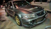 Cần bán xe Mitsubishi Lancer 1.6 MT, màu xám chính chủ