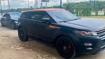 Cần bán xe LandRover Range Rover Evoque Dynamic đời 2012, màu đen, xe nhập