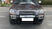 Cần bán gấp Hyundai Tucson 2.0AT đời 2009, màu nâu, xe nhập