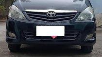 Bán Toyota Innova G 2011, màu đen, nhập khẩu nguyên chiếc