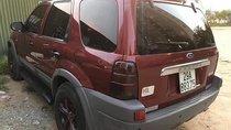 Bán Ford Escape 3.0 V6 đời 2002, màu đỏ