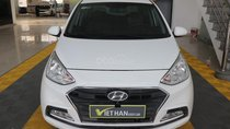 Bán Hyundai Grand i10 1.2AT 2018, màu trắng