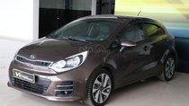 Cần bán Kia Rio 1.4AT đời 2015, màu nâu, nhập khẩu nguyên chiếc
