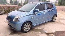 Cần bán gấp Kia Morning SLX 1.0 AT sản xuất năm 2005, màu xanh lam, nhập khẩu nguyên chiếc chính chủ