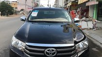 Xe Toyota Hilux 2017, màu đen, nhập khẩu nguyên chiếc