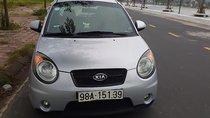 Cần bán Kia Morning đời 2008, màu bạc, xe nhập chính chủ, giá tốt