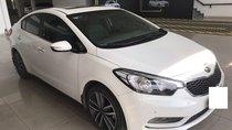 Bán Kia K3 1.6AT, màu trắng, 2016, biển SG, xe gia đình đi