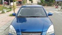 Cần bán lại xe Kia Pride năm 2008, số tự động, màu xanh lam nhập từ Nhật, giá chỉ 255triệu