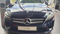 Bán Mercedes C200 mới 2019, ngân hàng hỗ trợ 80%, nhiều ưu đãi
