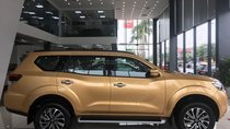 Nissan Terra V 2019, màu vàng, nhập khẩu nguyên chiếc giá tốt nhất Miền Bắc