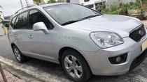 Cần bán gấp Kia Carens đời 2017, màu bạc còn mới, giá 387tr