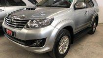 Toyota chính hãng - Fortuner dầu 2013 - Hỗ trợ ngân hàng 75%