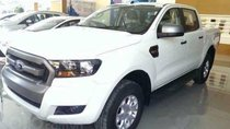 Bán xe Ford Ranger XLS đời 2019, màu trắng, nhập khẩu Thái, 640tr