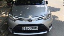 Bán Toyota Vios 2018, màu bạc, xe nhập, chưa đâm đụng