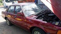 Bán Honda Accord đời 1985, màu đỏ, xe đẹp nguyên bản, đồng sơn chắc chắn