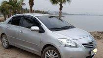 Bán Toyota Vios đời 2012, màu bạc, giá chỉ 330 triệu