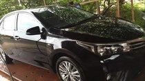 Bán Toyota Corolla altis 1.8G sản xuất 2015, màu đen, nhập khẩu