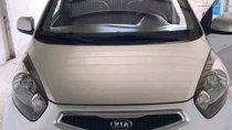 Cần bán xe Kia Morning MT năm 2014, màu bạc, bao đẹp không lỗi lầm