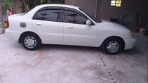 Bán ô tô Daewoo Lanos MT năm 2003, màu trắng, xe nội thất mới nguyên zin