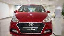 Bán Hyundai Grand i10 2019, màu đỏ, giá 350tr