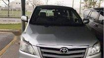 Bán xe cũ Toyota Innova đời 2015, màu bạc