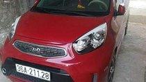 Cần bán lại xe Kia Morning 2016, màu đỏ, xe đẹp