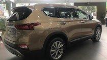 Cần bán xe Hyundai Santa Fe 2.2L đời 2019, màu nâu