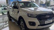 Bán Ford Ranger Wildtrak 2.0 4x4 đời 2019, màu trắng, xe nhập
