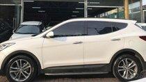 Bán Hyundai Santa Fe CRDi năm sản xuất 2017, màu trắng