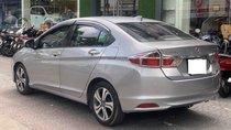 Bán ô tô Honda City 1.5L AT sản xuất năm 2017, màu bạc, xe cực đẹp