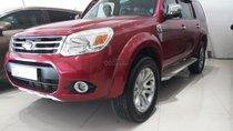 Cần bán Ford Everest Limited 2.5AT đời 2015, màu đỏ, giá tốt 620tr