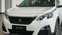 Bán xe Peugeot 5008 7 chỗ, ưu đãi khủng, giao ngay, lãi suất vay thấp