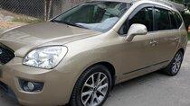 Bán Kia Carens S 2.0 số tự động đời cuối 2014 màu ghi vàng 1 đời chủ sử dụng tuyệt đẹp mới 85%