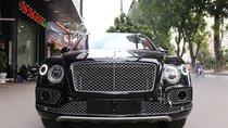 Cần bán xe Bentley Bentayga First Edition đời 2017, màu đen, xe nhập khẩu