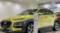Hyundai Kona Turbo vàng chanh giao ngay, giá giảm sập sàn - LH 0939 63 95 93