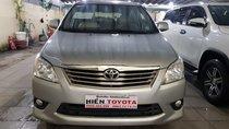 Bán Toyota Innova 2.0G năm sản xuất 2012, màu bạc
