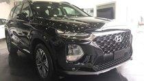 Bán ô tô Hyundai Santa Fe 2019, màu đen
