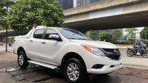 Bán Mazda BT 50 đời 2015, màu trắng, nhập khẩu nguyên chiếc