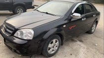 Bán ô tô Daewoo Lacetti năm 2009, màu đen chính chủ, giá chỉ 195 triệu