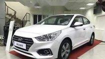 Bán Hyundai Accent 1.4MT năm sản xuất 2019, màu trắng, giá tốt