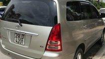 Bán ô tô Toyota Innova đời 2006, nhập khẩu nguyên chiếc