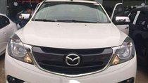 Bán xe Mazda BT 50 năm 2018, màu trắng, nhập khẩu, giá chỉ 600 triệu