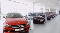 Cần bán Mercedes C200 2019, màu đỏ, nhập khẩu