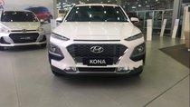 Bán Hyundai Kona AT sản xuất 2019, màu trắng