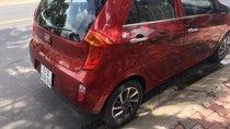 Cần bán gấp Kia Morning đời 2014, màu đỏ chính chủ, giá tốt