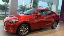 Bán Mazda 2 sản xuất năm 2019, màu đỏ, xe nhập, 502tr