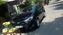 Cần bán xe Toyota Vios G 2018, màu đen còn mới
