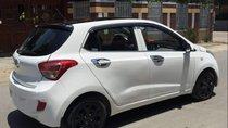 Bán Hyundai Grand i10 đời 2014, màu trắng, xe nhập chính chủ