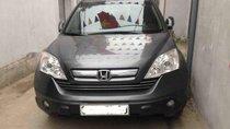 Bán xe Honda CR V đời 2009, màu xám, nhập khẩu xe gia đình, giá 528tr